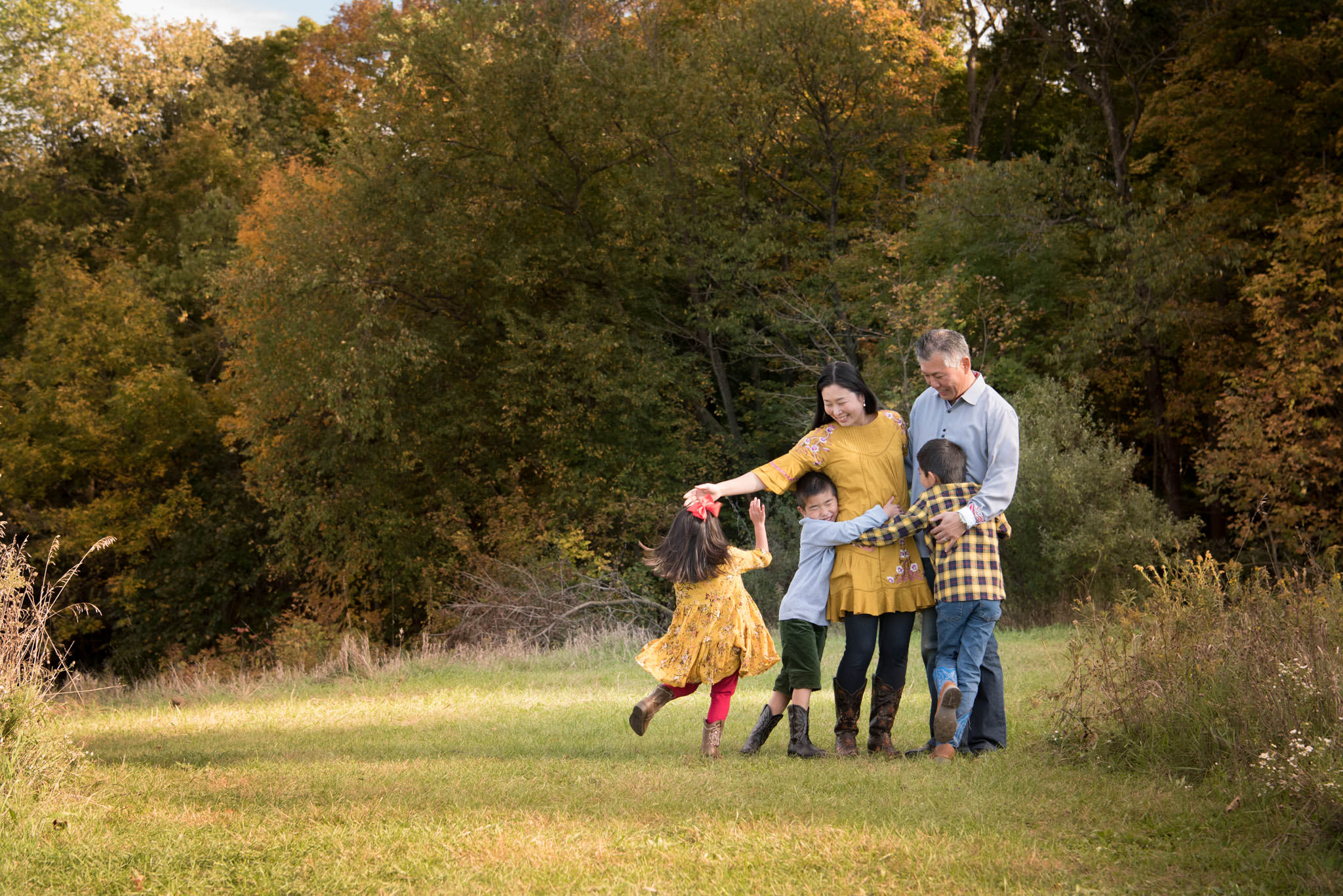 Northville Family Photographer, Maybury State Park