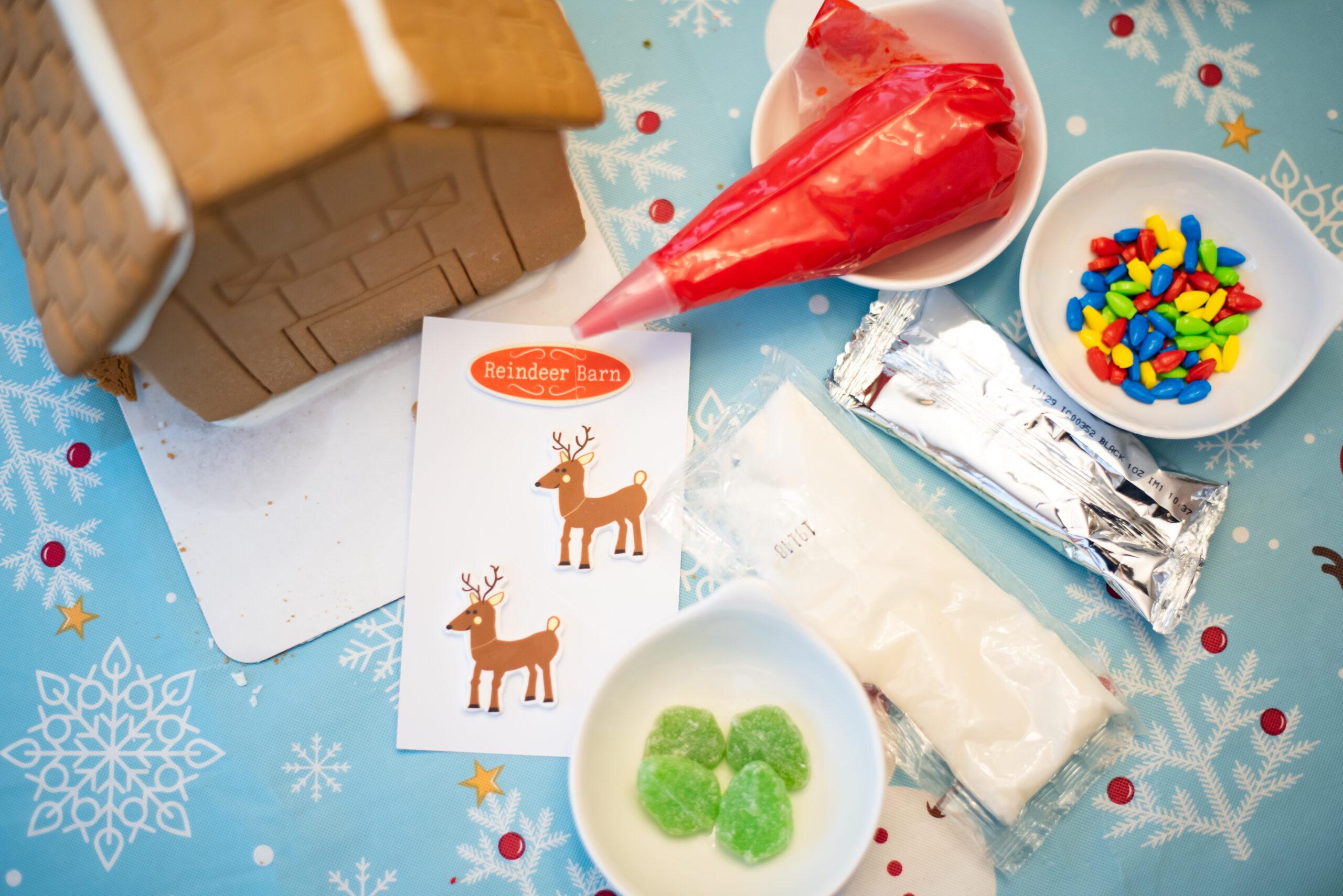 gingerbread house kit tip
